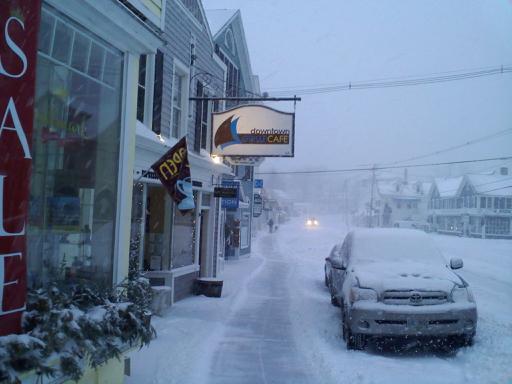 Wolfeboro New Hampshire Restaurant