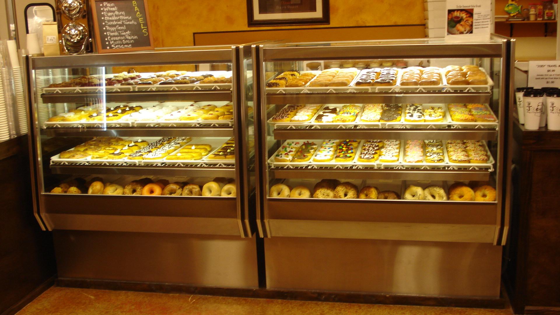 Joey Bag A Donuts Park West Mount Pleasant Sc Shop